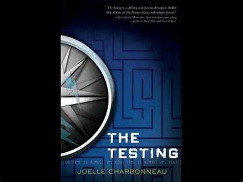 the testing the testing by joelle charbonneau youtube