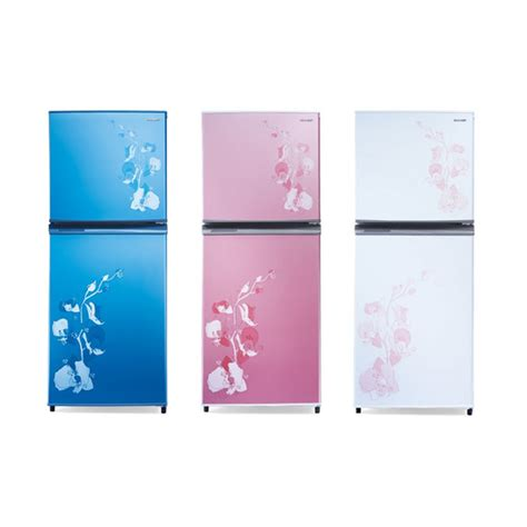 Daftar Kulkas Sharp 1 Pintu Dan Gambarnya review lengkap spesifikasi dan harga kulkas sharp sj235md 2 pintu beli