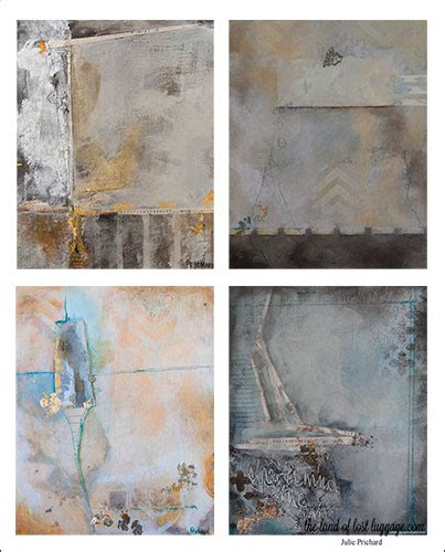 Hanging Canvas Panels Mixedmedia Diy Craft Julie Prichard | hanging canvas panels mixedmedia diy craft julie prichard