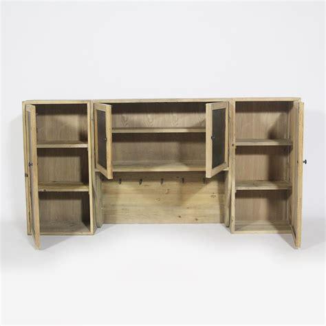 meuble cuisine en metal etagere cuisine bois le bois chez vous