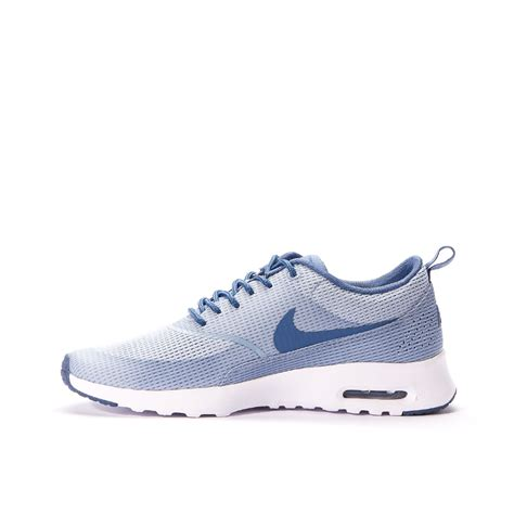 Nike Air Max Thea Blau 1690 by Nike Wmns Air Max Thea Txt Blue Grey Fog 819639