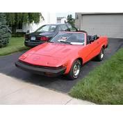 1980 Triumph TR7 Photos Informations Articles