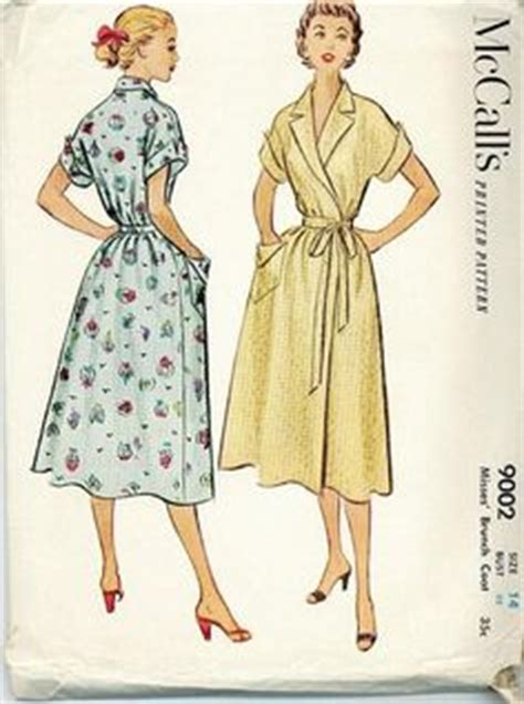 pattern house dress 1000 images about clothes on pinterest house dress 50s
