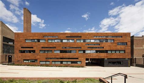 form design london stoke newington school building london sixth form e