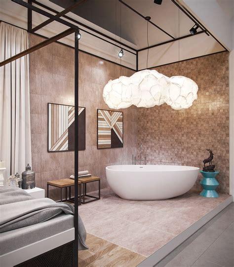 36 id 233 es salles de bains avec baignoire de luxe