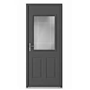 porte d entr 233 e grenat blanc acier portes