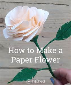 Small Paper Flowers Craft » Home Design 2017