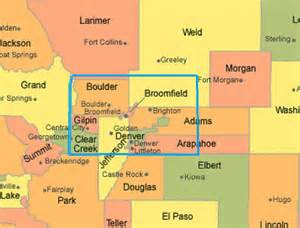 map of county colorado map of counties in colorado with zip codes images
