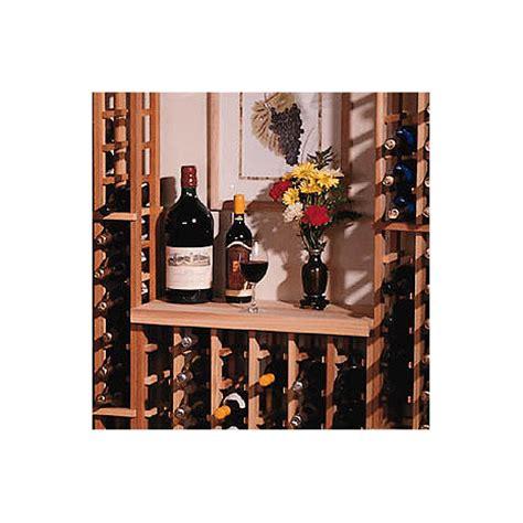 Wine Rack Kit by Redwood Modular Wine Rack Kit Table Top Wine Enthusiast