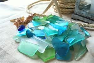 Sea Glass Sea Glass Bottles A Gathering Place