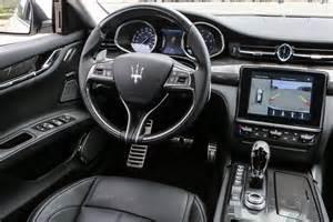 Maserati Gransport Interior Interior Maserati Quattroporte Gts Gransport 2016 Pr