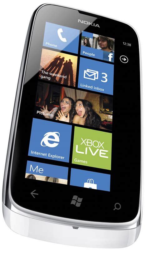 Nokia Lumia E610 nokia lumia 610 phone specifications comparison
