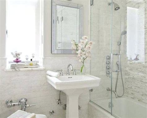 Houzz Black And White Bathroom by All White Bathrooms Black White Bathroom Houzz Bitzebra Club