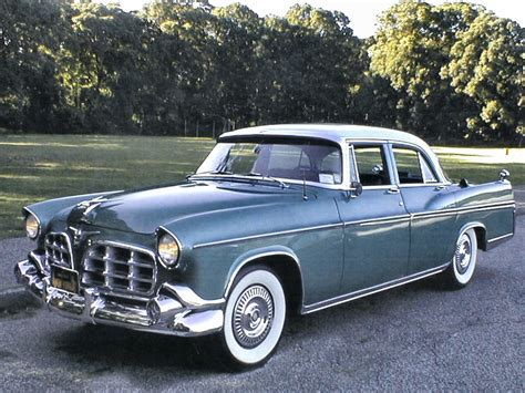 1956 imperial 4 door sedan grey fvl cars wallpaper