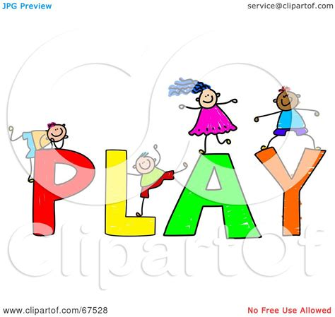 royalty free clipart royalty free rf clipart illustration of children with