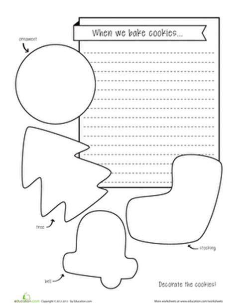 christmas writing activities for 2nd grade language arts worksheets for grade homeshealth info