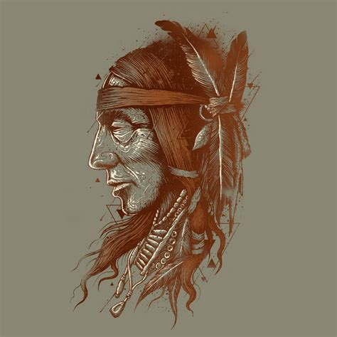 design by humans artist review native upheavel by roncabardz by design by humans on