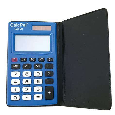 calculator function calcpal 174 eai 90 basic 4 function calculator calculators