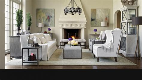 home interior accents apartments modern vintage living room ideas with white slipcovers for sofa and classic pendant