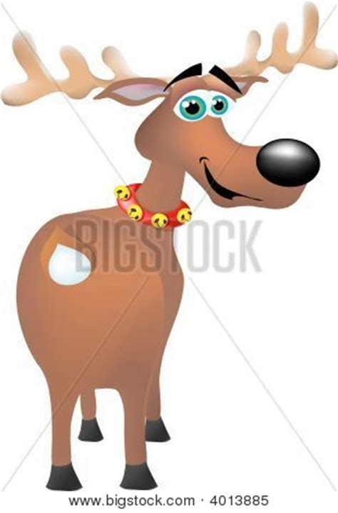 printable reindeer tails reindeer tail vector photo bigstock
