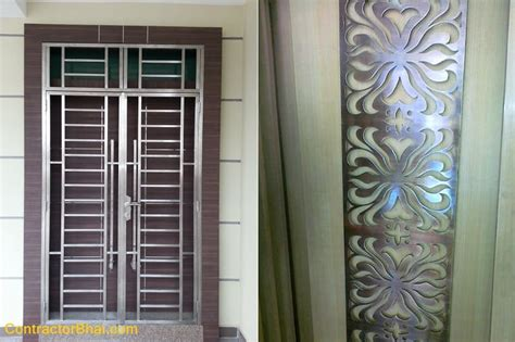 door grill design grill door modern safety door design for home modern