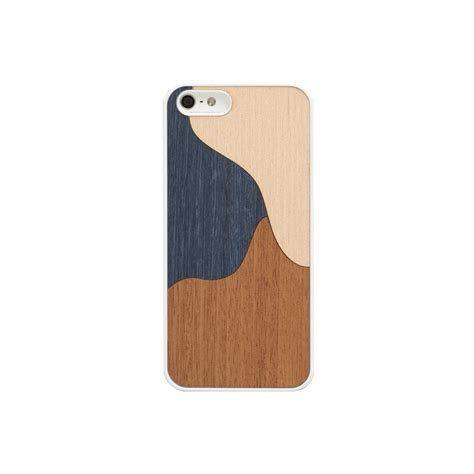 Indocustomcase Colection Iphone 7 Plus 8 Plus Cover wood d inlay blue cover iphone 8 plus 7 plus cover in legno classic collection avvenice