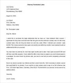 Termination Letter Template At Will Free Termination Letter Template 15 Free Word Documents Free Premium Templates