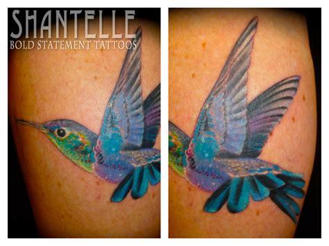 realistic hummingbird tattoos realistic hummingbird
