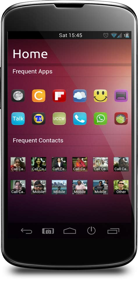 download theme ubuntu android ubuntu theme for android full tutorial iwizard