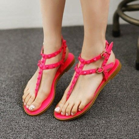 Sandal Wedges Korea 112 flat shoes flats and on