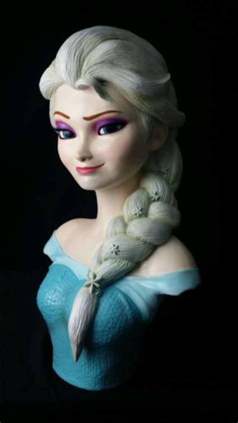 Ramadhan Sale Elsa elsa frozen custom made statue 1 1 scale bust limited