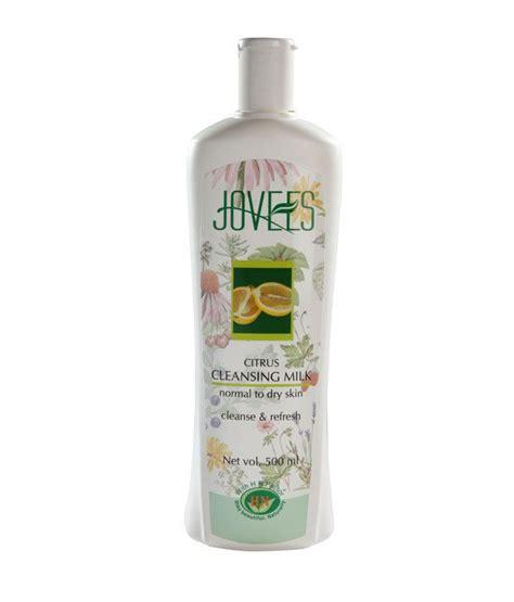 Milk Cleanser Credit 500ml jovees citrus cleansing milk 500 ml buy jovees citrus cleansing milk 500 ml at best prices in