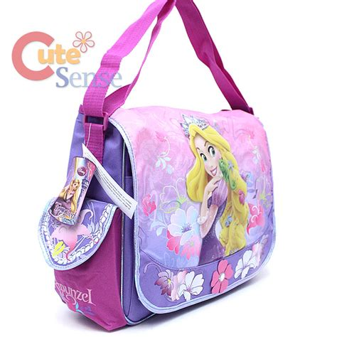 Disney Princess Rapunzel Bag disney princess tangled rapunzel messenger bag bag