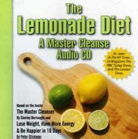 Lemon Detox Diet South Africa by Heal South Africa Master Cleanse The Lemonade Diet A