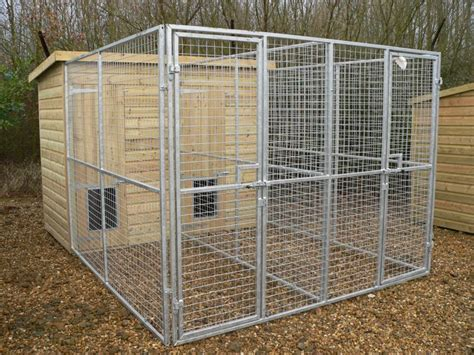 outdoor dog run kennelhaotian hardware wire mesh products