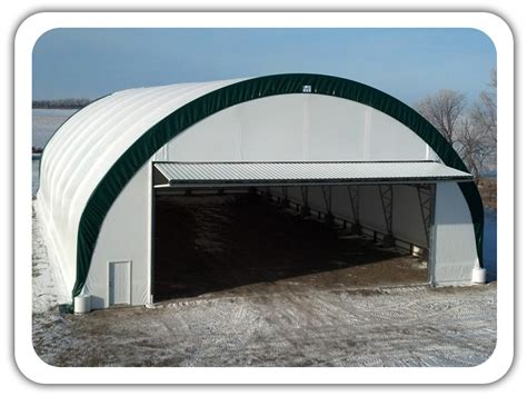 Fabric Sheds by Dp Series Fabric Buildings Light Fabric Structures