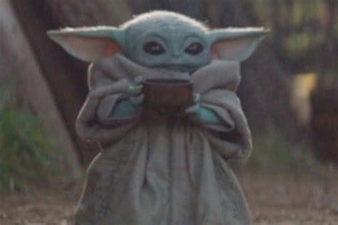 mandalorians baby yoda cup meme    twitter tv guide