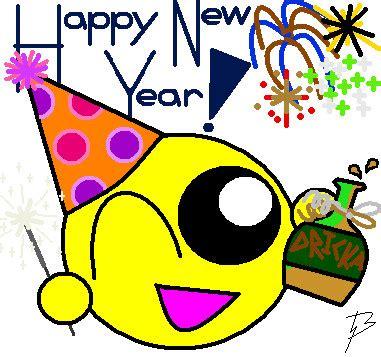 new year emoticon happy new year smiley by ajnosftw on deviantart