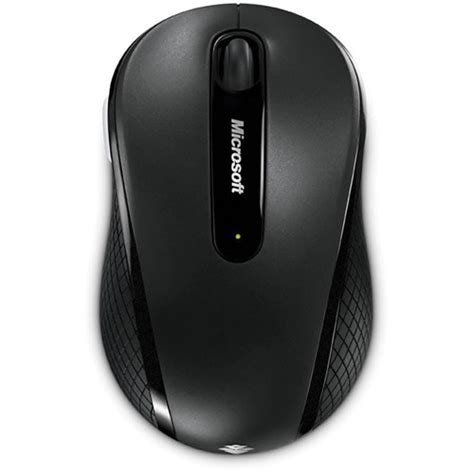 Microsoft Wireless Mobile Mouse 4000 microsoft wireless mobile mouse 4000 for business 4dh 00001 b h