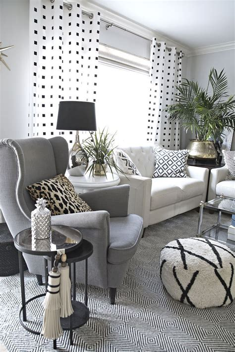 black white and gray home decor what s next gray room decorgray roomsgrey home living best