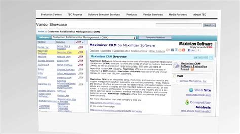 Customer Relationship Management Crm Rfp Rfi Template Youtube Crm Rfp Template