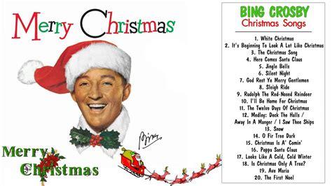 bing crosby hawaiian christmas christmas songs by bing crosby the most famous bing