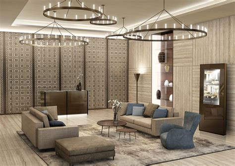 Interior Design In Doha by Top Interior Design Project Of A Luxury Residence Tower In