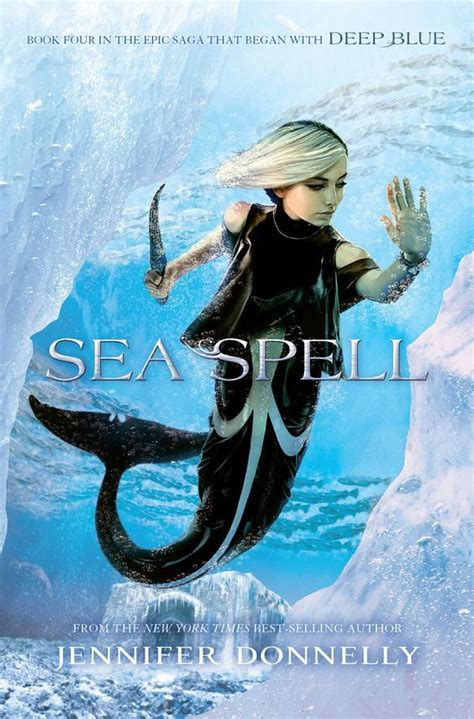 Waterfire Saga coverreveal sea spell waterfire saga 4 by donnelly cover reveals