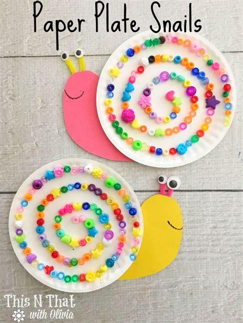 Paper Plate Snail Craft - 6687 best homeschool elementary curriculum images on