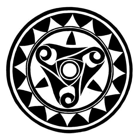 tribal circle tattoo tribal circle 2 by melhadkei on deviantart