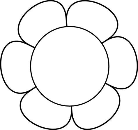 printable flowers clipart flower clip art at clker com vector clip art online