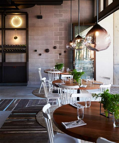 cafe interior design sydney beccafico restaurant in sydney by matt woods yellowtrace