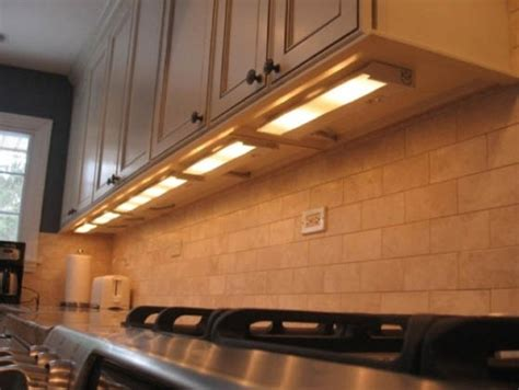 kitchen under counter lights cabinets