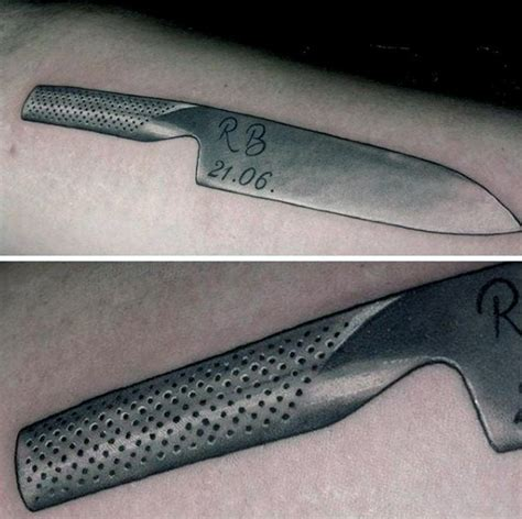 knife guys 60 chef knife designs for cook ink ideas